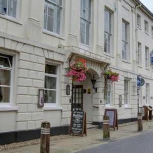 The Lichfield Garrick Theatre Hotels - Best Western Lichfield City Centre The George Hotel