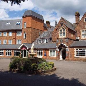 Canterbury Cricket Club Hotels - Best Western Abbots Barton Hotel