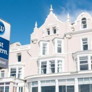 Winter Gardens Blackpool Hotels - Best Western Carlton Hotel