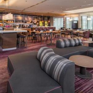 Hotels near George Mason Center for the Arts - Courtyard By Marriott Fairfax Fair Oaks