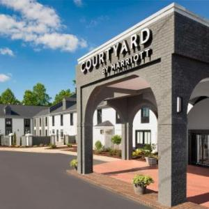 Hotels near BB&T Field - Courtyard Winston-Salem University
