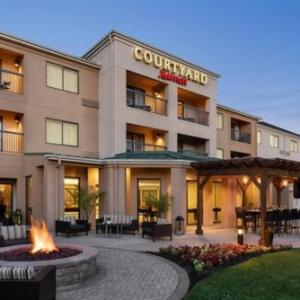 Courtyard Greenville