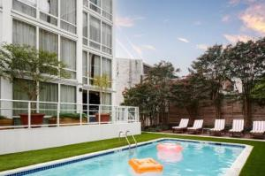 Courtyard By Marriott Washington Dc/dupont Circle