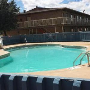 Hotels near Taylor County Expo Center - Motel 6 Abilene East