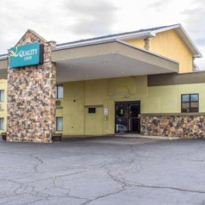 Akron-Canton Airport Hotels - Quality Inn Hall Of Fame