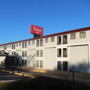 Bridgeforth Stadium Hotels - Red Roof Inn Harrisonburg
