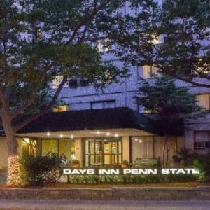 Hotels near Bryce Jordan Center - Days Inn By Wyndham Penn State