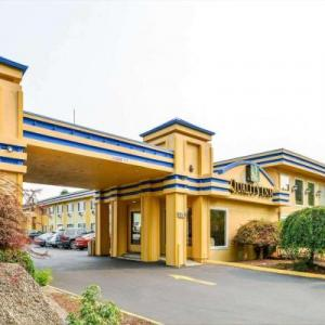 Kent Valley Ice Centre Vancouver Hotels - Quality Inn Hotel Kent - Seattle