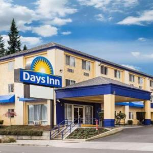 Olympicview Arena Hotels - Days Inn By Wyndham Seattle Aurora