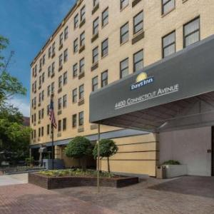 Hotels near Carter Barron Amphitheatre - Days Inn Washington DC Connecticut Ave