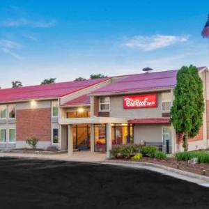 Hotels near Tally Ho Theater - Red Roof Inn Leesburg