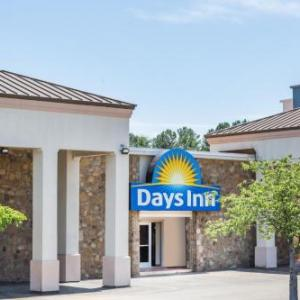 Days Inn by Wyndham Charlottesville/University Area