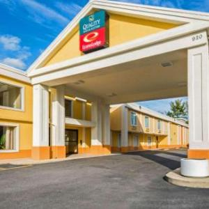 Hotels near Municipal Stadium Hagerstown - Quality Inn & Suites Hagerstown