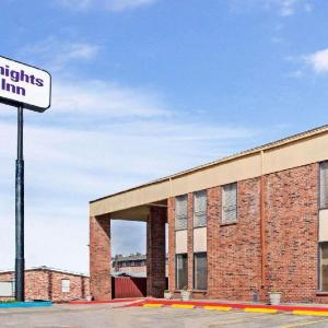 Knights Inn Houston Hobby Airport TX, 77587