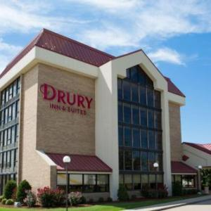 Bedell Performance Hall Hotels - Drury Inn & Suites Cape Girardeau