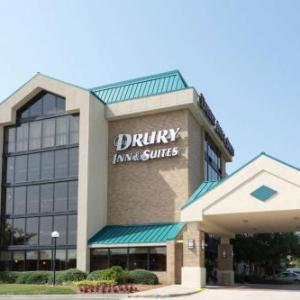 Halton Arena Hotels - Drury Inn & Suites Charlotte University Place