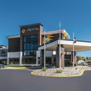 Cadet Ice Arena Hotels - La Quinta Inn & Suites Colorado Springs North