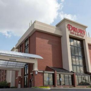 Hotels near Taylor Stadium Columbia - Drury Inn & Suites Columbia Stadium Boulevard