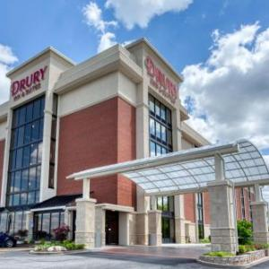 Touhill Performing Arts Center Hotels - Drury Inn & Suites St. Louis Airport
