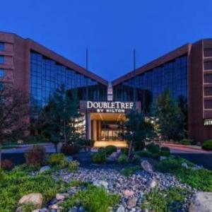 Hotels near Stampede Aurora - Doubletree Hotel Denver-Southeast