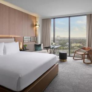 Zilkha Hall Hotels - Doubletree Houston Downtown