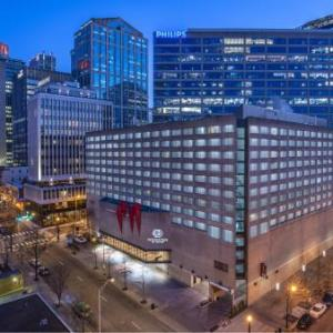 Hotels near Frist Center for the Visual Arts - Doubletree By Hilton Hotel Nashville Downtown