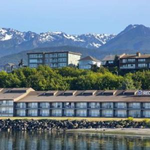 Olympic National Park Hotels - Red Lion Hotel Port Angeles Harbor