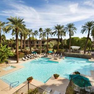 Hotels near ASU Kerr Cultural Center - DoubleTree Paradise Valley Resort/scottsdale