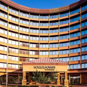 Hotels near Lakewood Church Houston - Four Points By Sheraton Houston Greenway Plaza