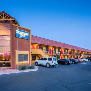 Big Fish Pub Hotels - Rodeway Inn Near Az State University