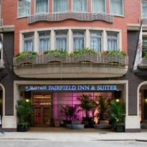 Fairfield Inn & Suites Chicago Downtown/Magnificent Mile
