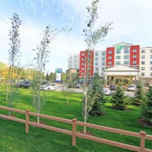 Foothills Stadium Hotels - Holiday Inn Express & Suites Calgary Nw - University Area