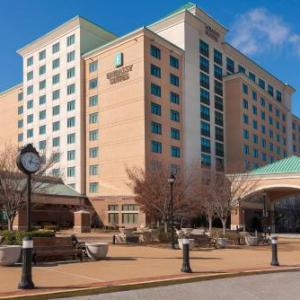 Saint Charles Convention Center Hotels - Embassy Suites Hotel St. Louis - St. Charles