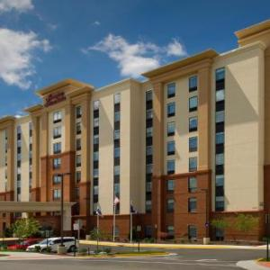 Hampton Inn & Suites Falls Church/Seven Corners VA