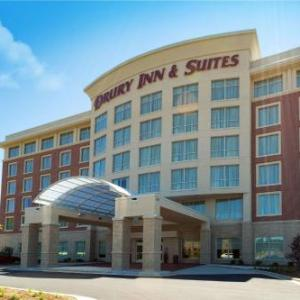 Hotels near Rhodes Stadium Elon - Drury Inn & Suites Burlington