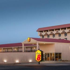 Lonestar Event Center Lubbock Hotels - Super 8 By Wyndham Lubbock Civic Center North
