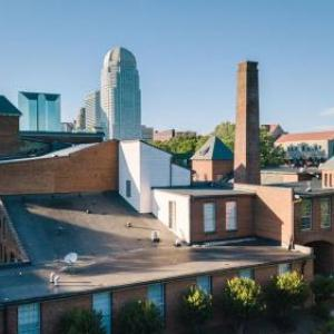 Millennium Center Winston-Salem Hotels - The Historic Brookstown Inn