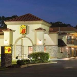 Hotels near Destination Daytona - Super 8 - Ormond Beach