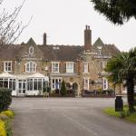 Larkfield Priory Hotel