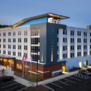Aloft Raleigh Durham Airport Brier Creek NC, 27617