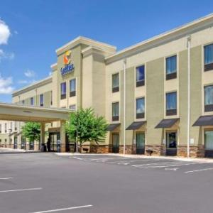 Williams Stadium Lynchburg Hotels - Comfort Inn & Suites Lynchburg