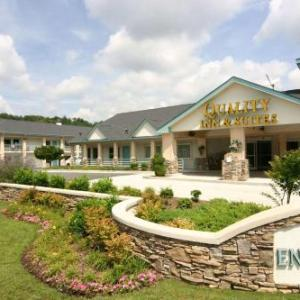 Hotels near Lake Eden Arts Festival - Quality Inn & Suites Biltmore East