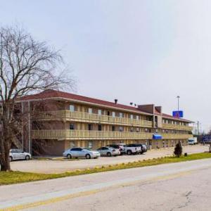 Motel 6-Cincinnati OH