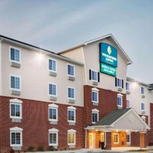 Woodspring Suites Fredericksburg