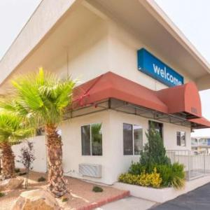Motel 6-El Paso TX - Airport - Fort Bliss