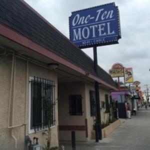 One Ten Motel