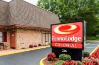 Econo Lodge Colonial Image