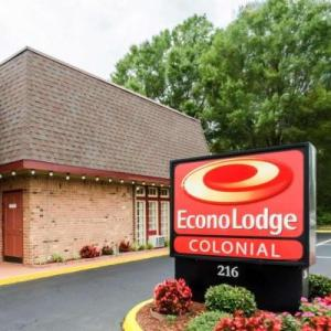 Econo Lodge Colonial