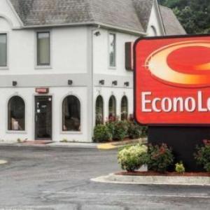 Econo Lodge Chesapeake Route 13 and I-464