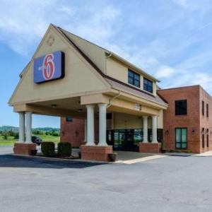 Motel 6-Lexington VA